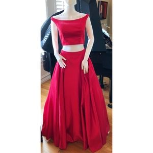 Let's Fashion Formal Dress